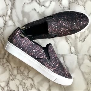 Tory Burch Holiday Flash Allover Pull On Sneakers